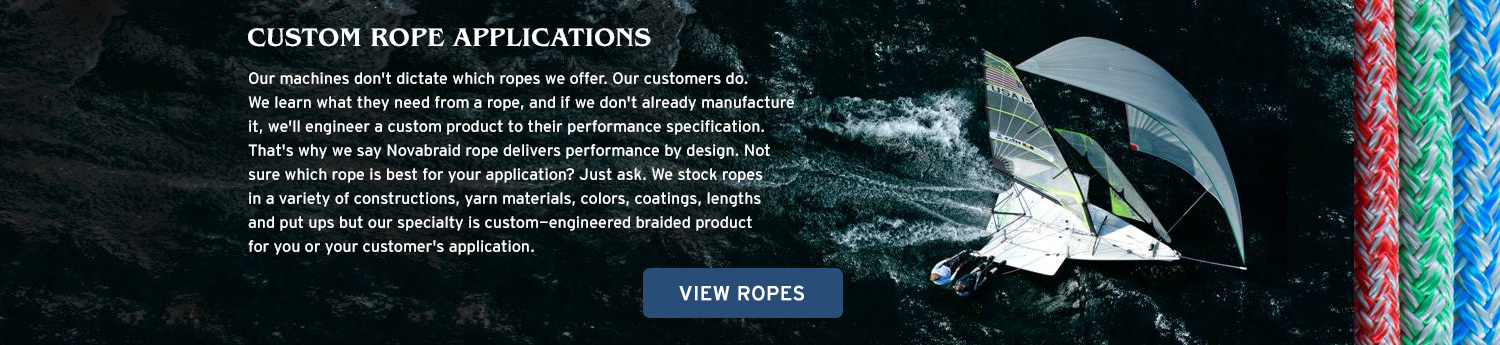 Custom Rope Applications